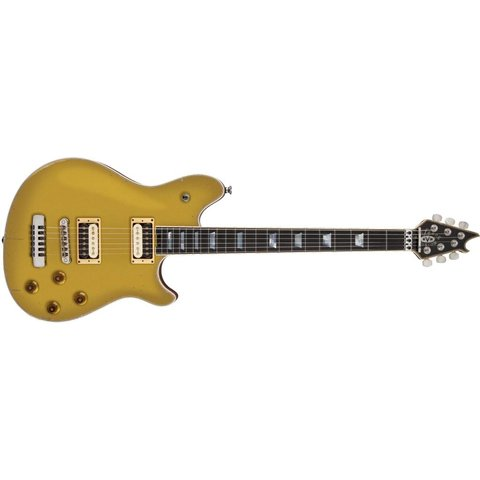 EVH Wolfgang USA Custom Relic, Ebony Fingerboard, Relic Gold