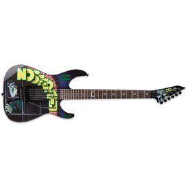 LTD ESP LTD KH-NOSFERATU Kirk Hammett Signature Series Electric Guitar