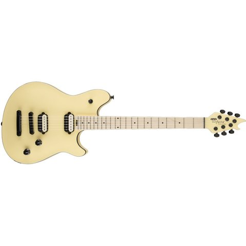 EVH Wolfgang Special TOM, Maple Fingerboard, Vintage White