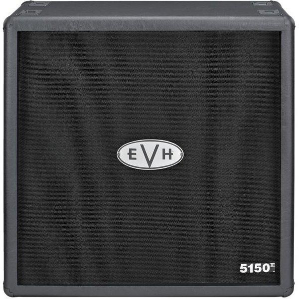 EVH 5150III 4x12 Straight Cabinet, Black