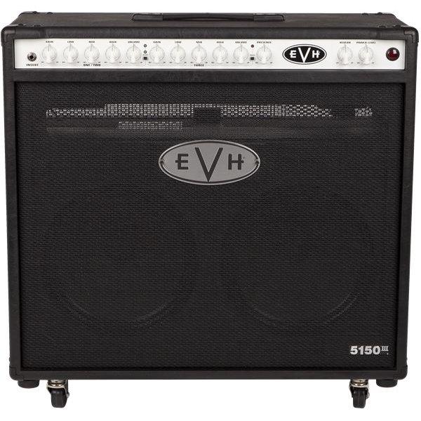 EVH 5150III 2x12 50W Combo, Black, 120V