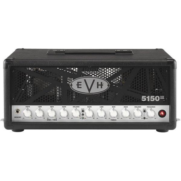 EVH 5150III 50W Head, Black, 120V