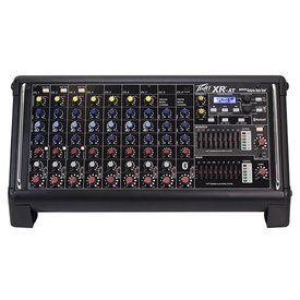 Peavey Peavey XR-AT 1000W 9-Channel Powered Mixer w/ Antares Auto-Tune