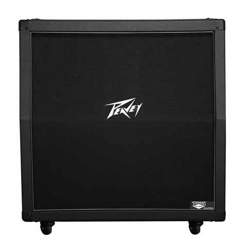 "Peavey 430A 4 X12"" Slanted Cabinet"