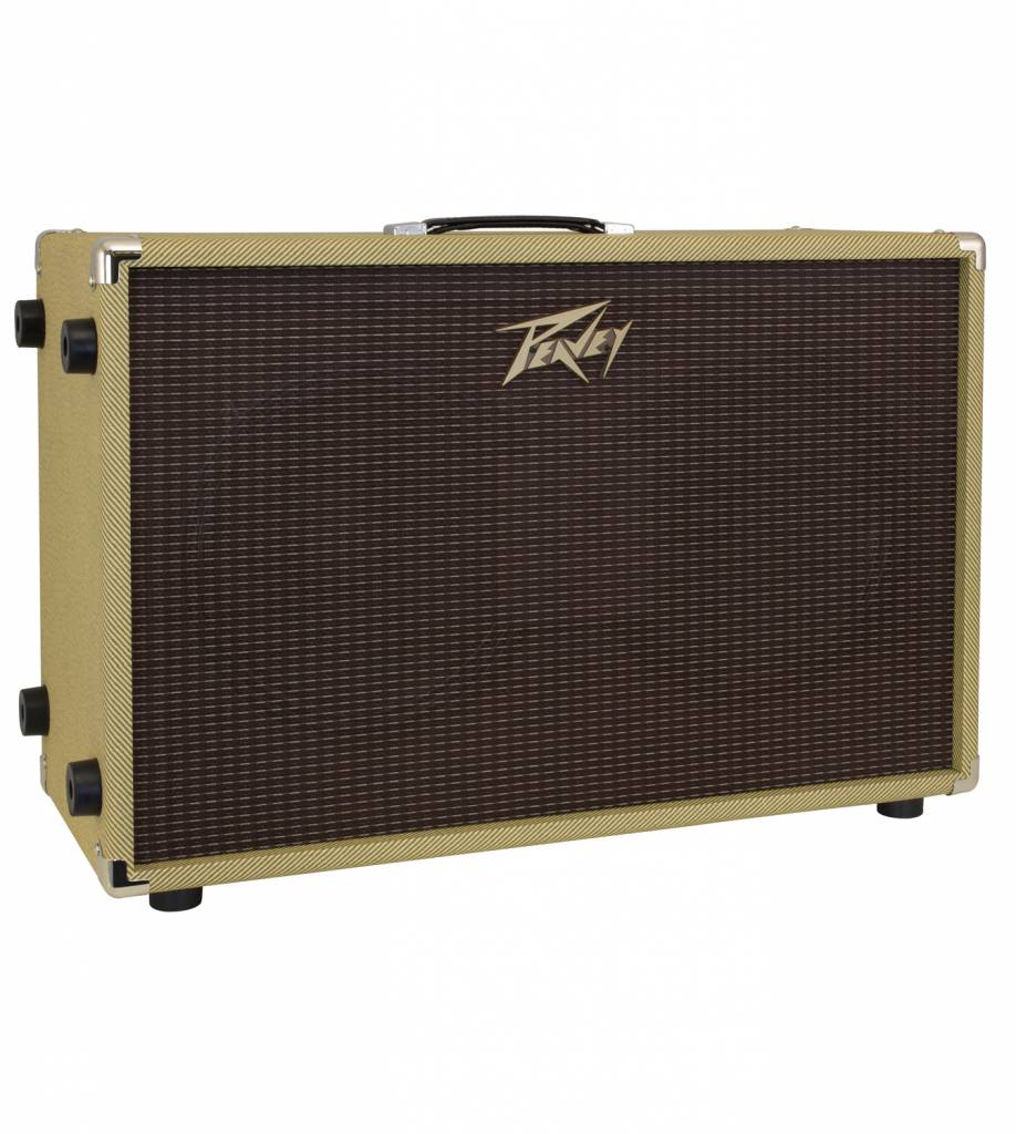 peavey peavey 212 c 2 x 12 39 39 120w guitar cabinet melody music shop. Black Bedroom Furniture Sets. Home Design Ideas