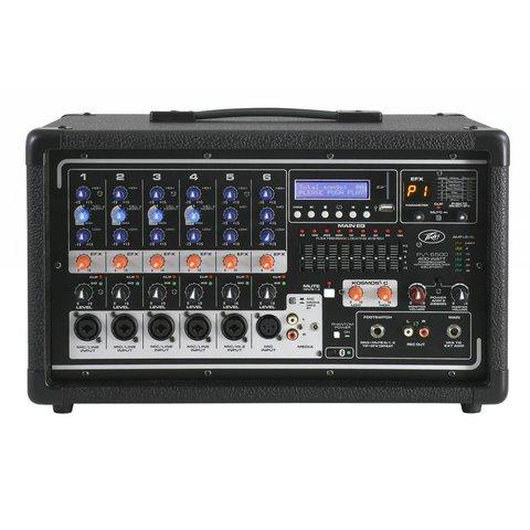 Peavey PVi 6500 400W 6-Channel Powered Mixer