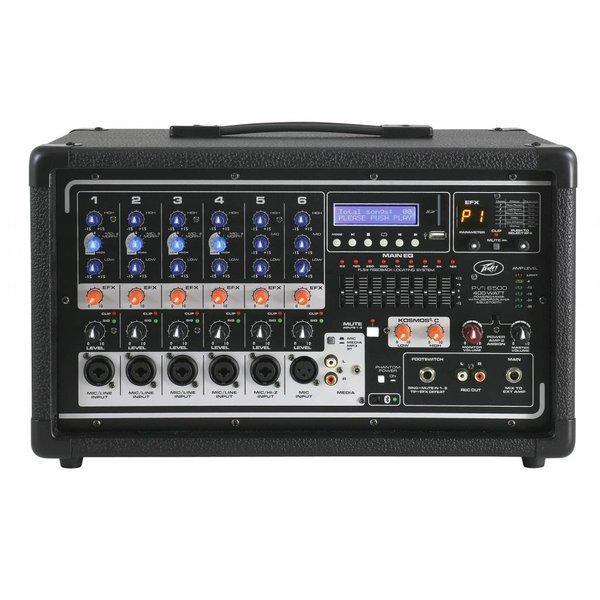 Peavey Peavey PVi 6500 400W 6-Channel Powered Mixer