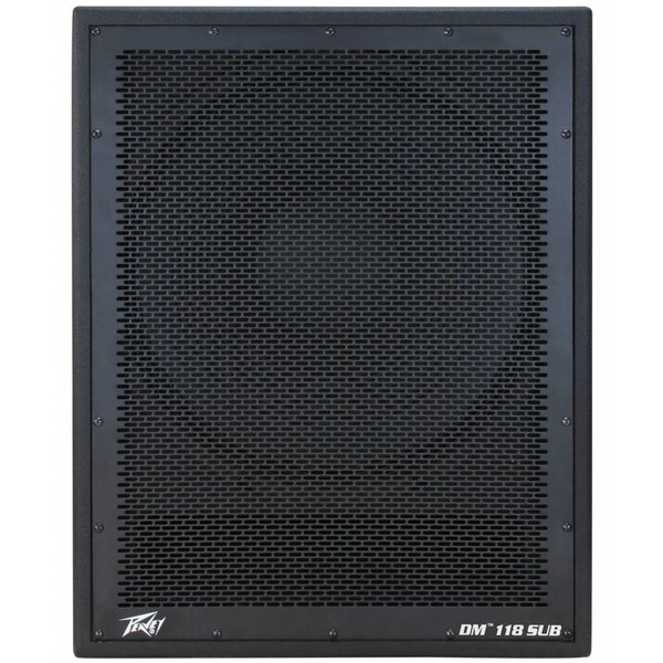 Peavey Peavey DM 118 SUB Powered Subwoofer