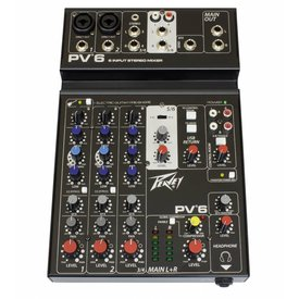 Peavey Peavey PV 6 Analog Mixer