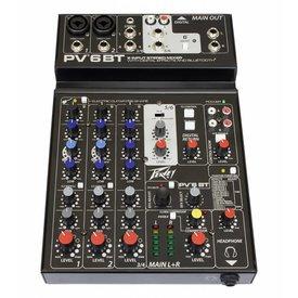 Peavey Peavey PV 6 BT Analog Mixer