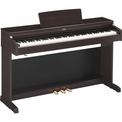 Yamaha YDP163R Dark Rosewood Arius Traditional Console Digital Piano w/ Bench