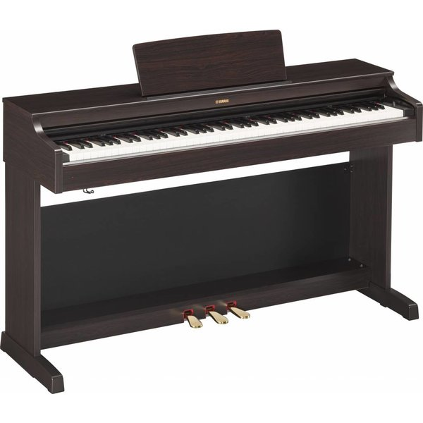 Yamaha Yamaha YDP163R Dark Rosewood Arius Traditional Console Digital Piano w/ Bench