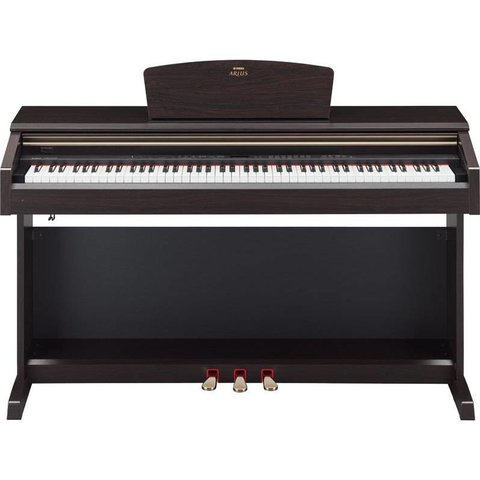 Yamaha YDP181 Dark Rosewood Arius Traditional Console Digital Piano w/ Bench
