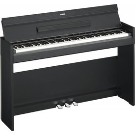 Yamaha Yamaha YDPS52B Black Walnut, 88-Note, Weighted Action Console Digital Piano. Black BB1 Bench Sold Separately