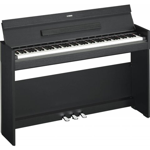 Yamaha YDPS52B Black Walnut, 88-Note, Weighted Action Console Digital Piano. Black BB1 Bench Sold Separately