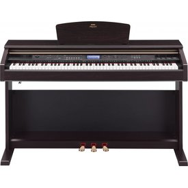 Yamaha Yamaha YDPV240 Dark Rosewood Arius Ensemble Console Digital Piano w/ Bench