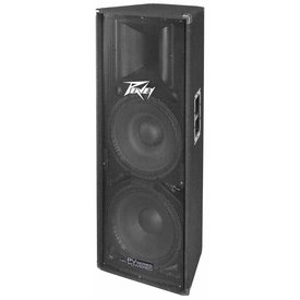 "Peavey Peavey PV 215D 2 X 15"" 800W 2-Way Powered Speaker"