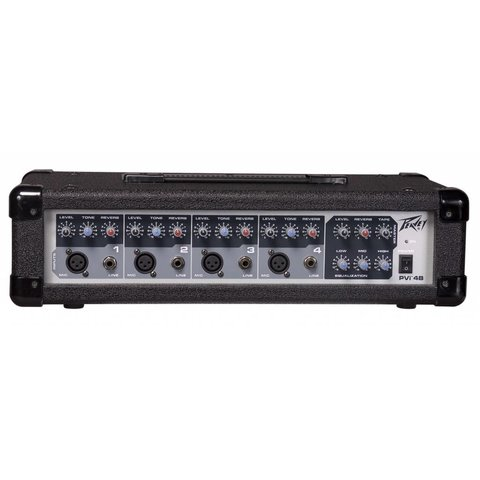 Peavey PVi 4B 100W 4-Channel Powered Mixer