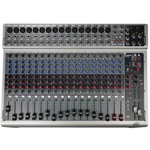 Peavey PV 20 USB Analog Mixer