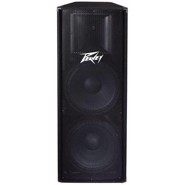 "Peavey Peavey PV 215 2 X 15"" 2-Way Speaker"