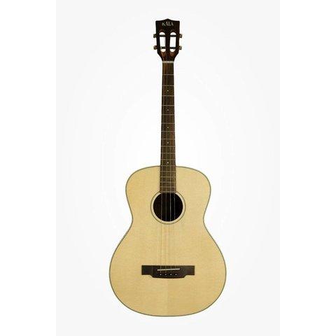 Kala Specialty KA-GR Tenor Guitar Ukulele, Satin/Solid Spruce/Rosewood