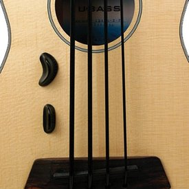 Kala Kala THBRT-UBASS Stick-On Thumbrests for U-Bass