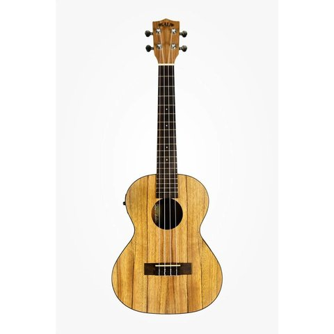 Kala Pacific Walnut Series KA-PWTE Tenor W/Eq Ukulele, Satin/Pacific Walnut
