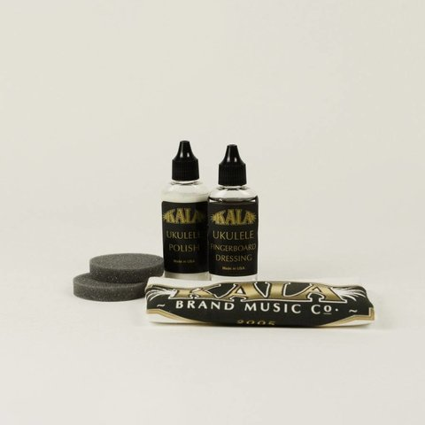 Kala KPC-SMLKIT Ukulele Care Kit