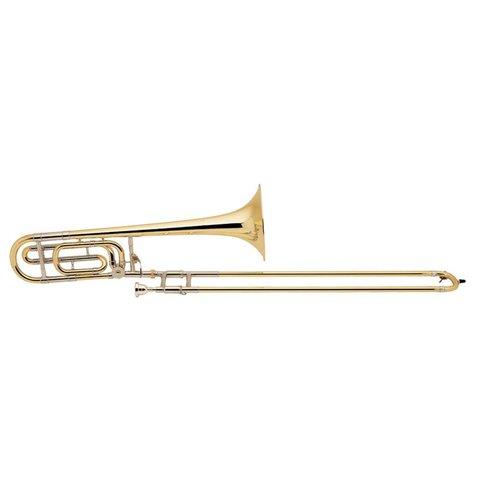 Bach 36B Stradivarius Professional Tenor Trombone w/ F Rotor, Traditional Wrap