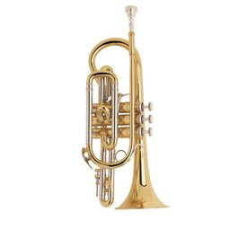 Bach Bach 184ML Stradivarius Professional Cornet, Lacquer Finish