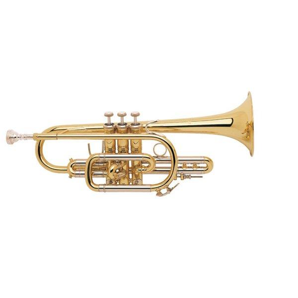 Bach Bach 181ML Stradivarius Professional Cornet, Lacquer Finish