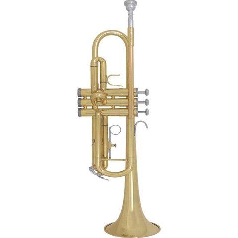 Bach TR300H2 Student Bb Trumpet, Standard Finish