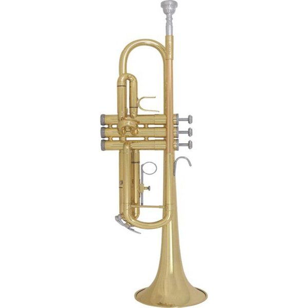 Bach Bach TR300H2 Student Bb Trumpet, Standard Finish