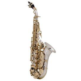 Yanagisawa Yanagisawa SC9937 Professional Bb Soprano Saxophone Solid Sterling Silver