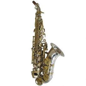 Yanagisawa Yanagisawa SC9930 Profess Bb Soprano Saxophone, Solid Sterling Silver Body/Neck
