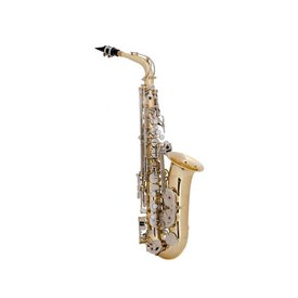 Selmer Selmer AS500 Student Eb Alto Saxophone, Clear Lacquer