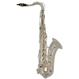 Selmer Selmer TS500S Student Bb Tenor Saxophone, Silver Plated