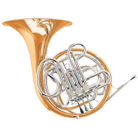 Conn Conn 8DR CONNStellation Professional F/Bb Double French Horn, Rose Brass Bell