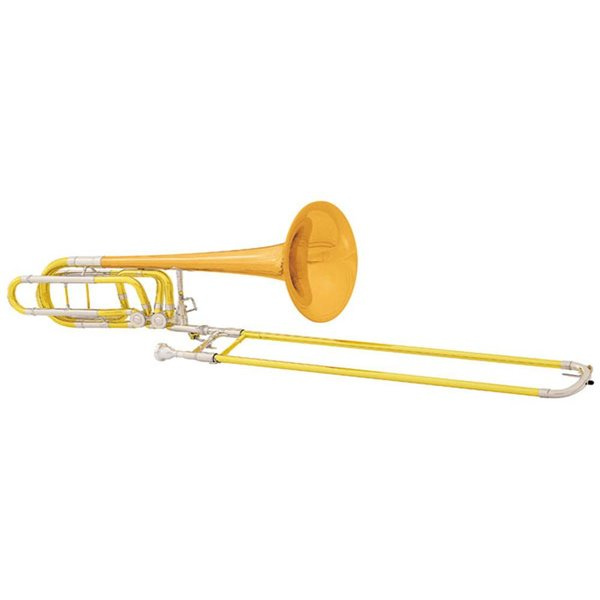 Conn Conn 112H Professional Bb/F/Gb Bass Trombone, Standard Finish