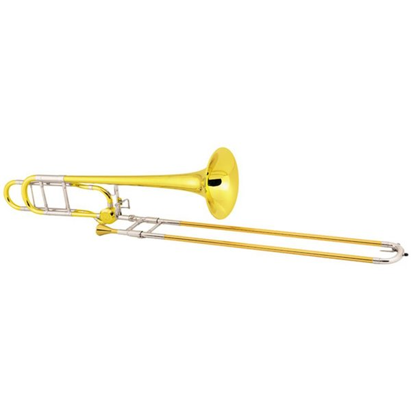 Conn Conn 88HYCL Symphony Profes Tenor Trombone CL2000 Rotor System Yellow Brass Bell