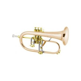 Conn Conn 1FRGP Vintage One Professional Bb Flugelhorn, Gold Plated