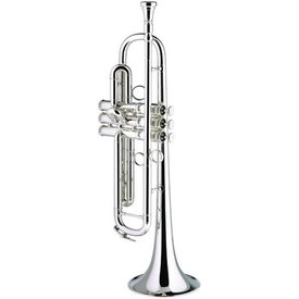 Conn Conn 1BSP Vintage One Professional Bb Trumpet, Silver Plated