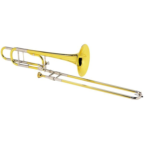 Conn Conn 88HYO Symphony Series Profess Tenor Trombone, Open Wrap, Yellow Brass Bell