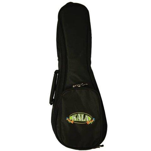 Kala DUB-BK Baritone Deluxe Heavy Padded Kala Logo Ukulele Bag