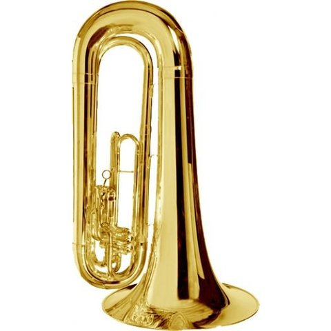 King 1151 Ultimate Series BBb Marching Tuba, Standard Finish