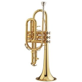 King King 603 Student Cornet, Standard Finish