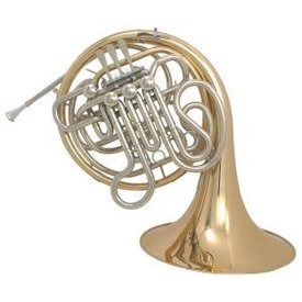 Holton Holton H176 Merker-Matic Professional F/Bb Double French Horn, Bronze