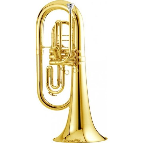 King 1129 Ultimate Series Bb Marching Euphonium, Standard Finish
