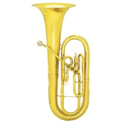 King 627 Diplomat Series Student Baritone, Upright Bell