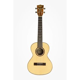 Kala Kala Special Edition KA-SRMT-TRI Solid Rosewood & Mango Triback Tenor Ukulele, Gloss/Solid Spruce/Solid Rosewood & Mango